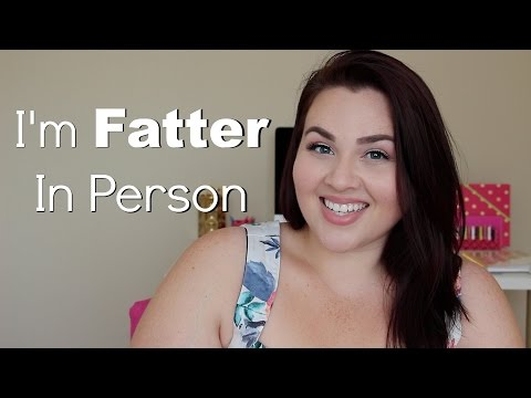 I'm Fatter in Person + Dating While HIV+  Ask Sarah 