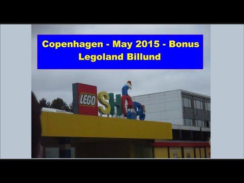 Legoland Billund! - Copenhagen! (May 2015) - Bonus