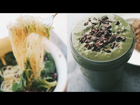 What I Eat // Raw Vegan