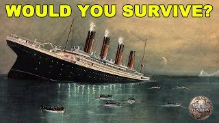 Based On Your Income, Would You Have Survived the Titanic Disaster?