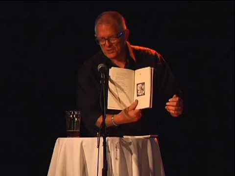 Michael Boughn reading from Great Canadian Poems for the Aged at the 2012 BookThug Fall Launch