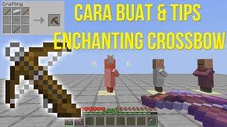 minecraft crossbow enchantment Videos - 9tube tv