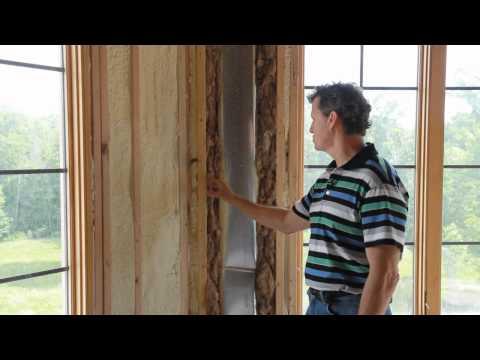 FoamRite - Insulating a 2x6 cavity versus a 2x4 cavity
