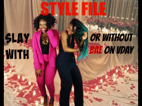 Style File : Slaying Valentines Day