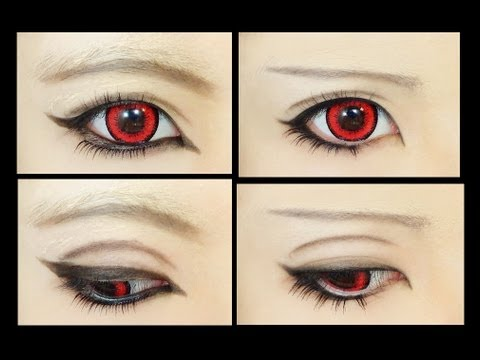 How To : Makeup Fix 2 - Male Anime Eye