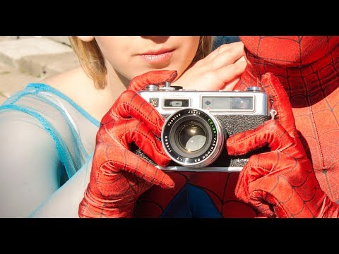 Spider-Man's Camera     ( Top Spidey Gadgets )