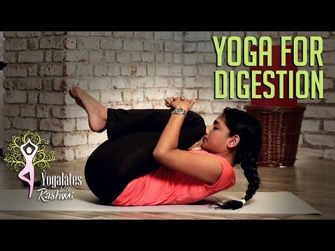 Yoga For Good Digestion | Yogalates With Rashmi Ramesh | Mind Body Soul