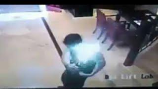 Phone Blast in Pocket 😢 Viral Video Samsung ?