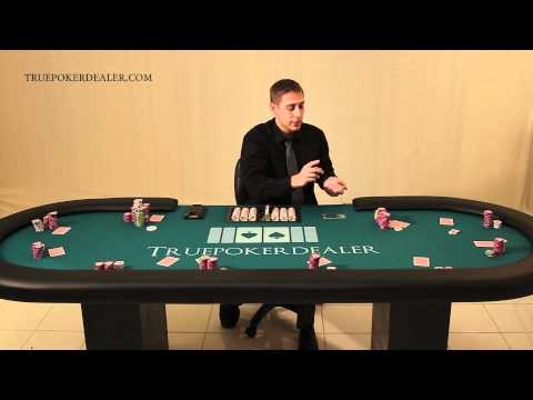 How to Deal Poker - The Poker Pitch - Situations