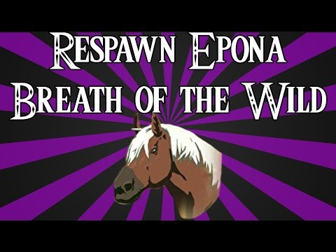 How to Spawn Epona Multiple Times in Zelda: Breath of the Wild