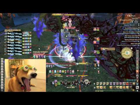 FFXIV The Second Coil of Bahamut Turn 1 (T6) 2014 04 16