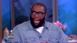 Killer Mike On MLK Day Of Service, New Show