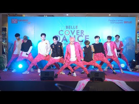 170729 [4K] K-BOY cover NCT 127 - Intro + Cherry Bomb + Fire Truck @ Belle Cover Dance Contest 2017