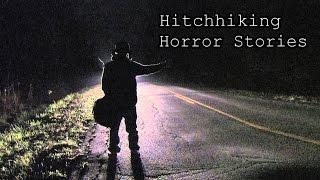 3 Creepy TRUE Hitchhiking Horror Stories