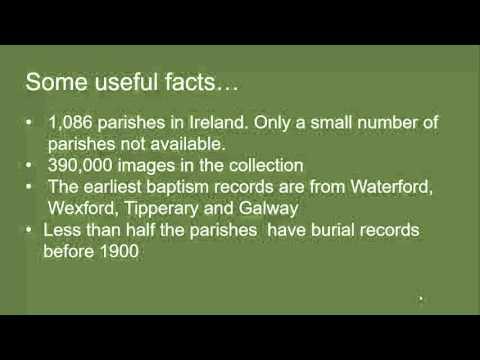 A guide to Findmypast's Irish Catholic Parish registers
