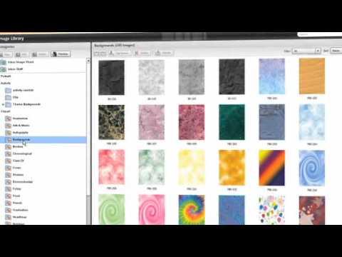 Online Yearbook Design