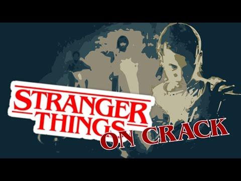 Stranger Things On Crack MEGA EDITION ‖ Stranger Crack ‖