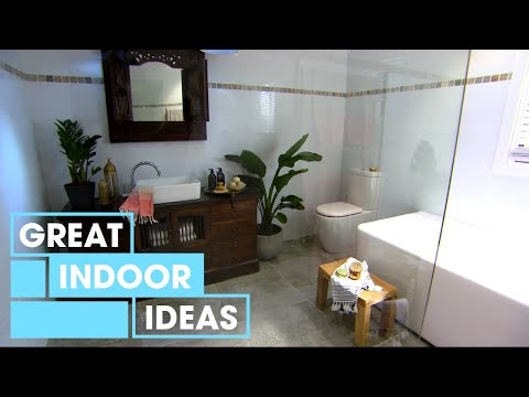 Modern Bathroom Makeover | Indoor | Great Home Ideas