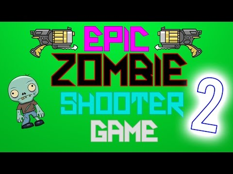 Scratch Tutorial: How to Create an Epic Zombie Shooter Game! (Part 2)