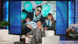 P!nk Talks Baby Number Two and Ellen