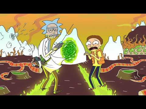 Rick and Morty Hip Hop Instrumental