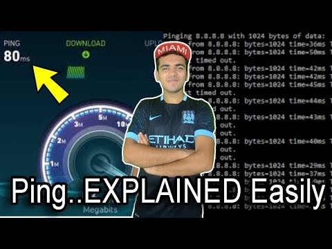 What is PING in Networking? Does PING Matter while You Play Online GAMES? Explained In HINDI