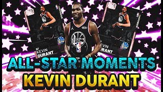 61b2e0fddddb PINK DIAMOND  ALL-STAR  KEVIN DURANT GAMEPLAY! 44 POINTS IN 3 QUARTERS