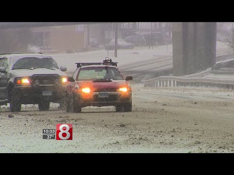 Tips for driving safely in snow