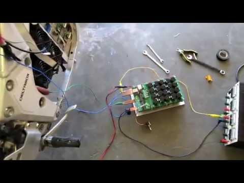 Custom Motor Controller Build #10