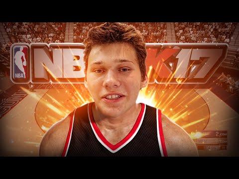 CREATION OF JESSERTHELAZER - NBA 2K17 MY CAREER