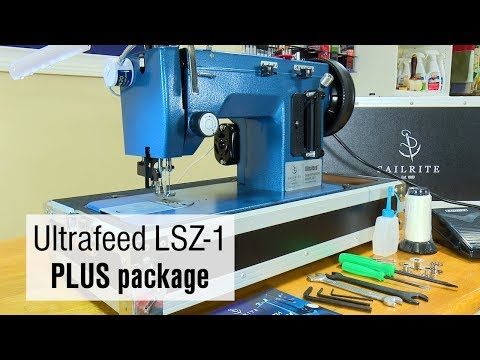 Sailrite Ultrafeed® LSZ-1 PLUS Walking Foot Sewing Machine