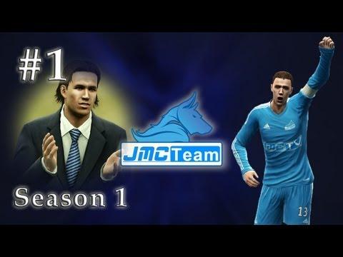PES 2013 - jmc Team - S1E1 - It's started!