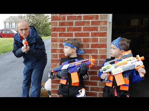 Nerf War:  Payback Time 17