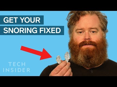 A Simple Fix For Snoring And Sleep Apnea