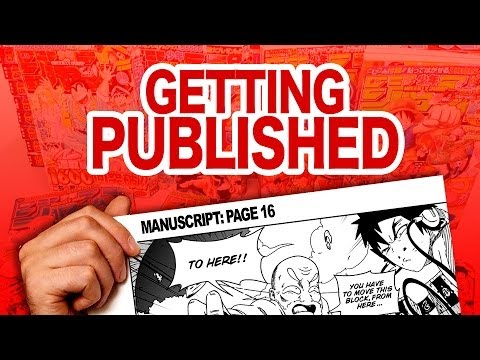 How To Get A Manga Published - HTB MAILBAG!