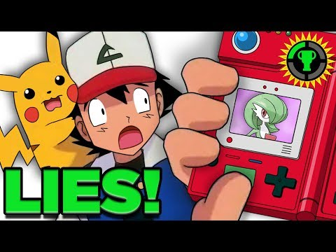 Game Theory: The Pokedex is FULL OF LIES! (Pokemon)
