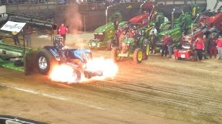 Tractorpulling - Best of Crash USA