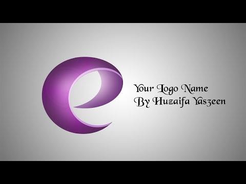 How to Create / Make a Logo on Adobe Photoshop 7.0