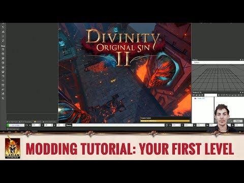 Divinity: Original Sin 2 - Modding Tutorials: Your first level