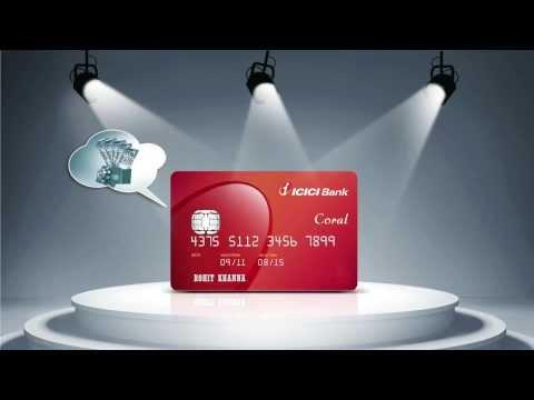 ICICI Bank Coral Credit Card