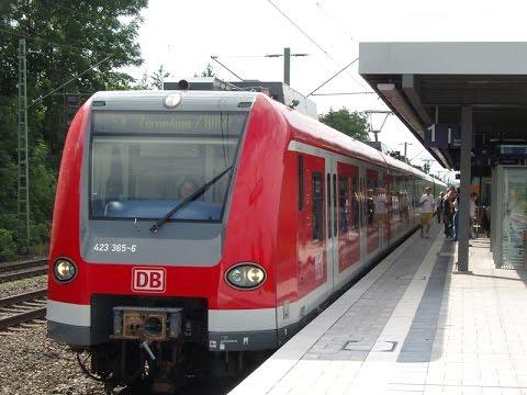 Düsseldorf Train Trip from Düsseldorf Airport to Düsseldorf City!