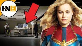 Captain Marvel Trailer Breakdown & Things You Missed