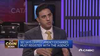 Regulators becoming more accepting to the cryptocurrency world | In The News
