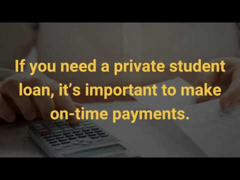Top tips for getting private student loans with BAD CREDIT - Private Student Loan Bad Credit