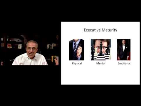 What is Executive Maturity (Presence)? Why is It Important?