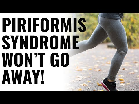 Why Piriformis Syndrome Exercises are not Working, and What to do