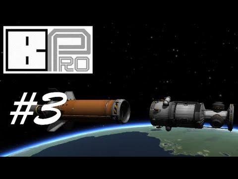 Kerbal Space Program #3 - Orbital Construction