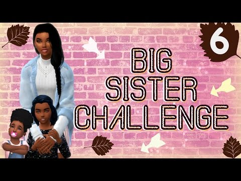 The Sims 4 | Big Sister Challenge | Part 6 Teaser