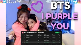 Download BTS - MAP OF THE SOUL : PERSONA Album FIRST LISTEN SISTERS PARTY 🎵🎉 Video