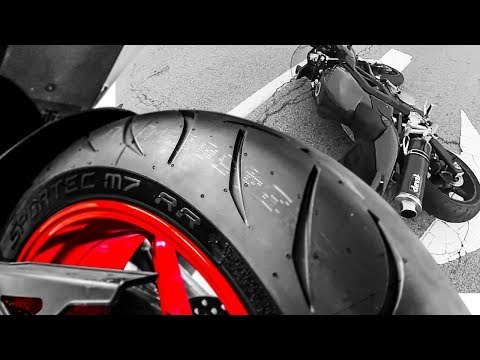 Breaking in Motorcycle Tires + Save Money, Time & Hassle